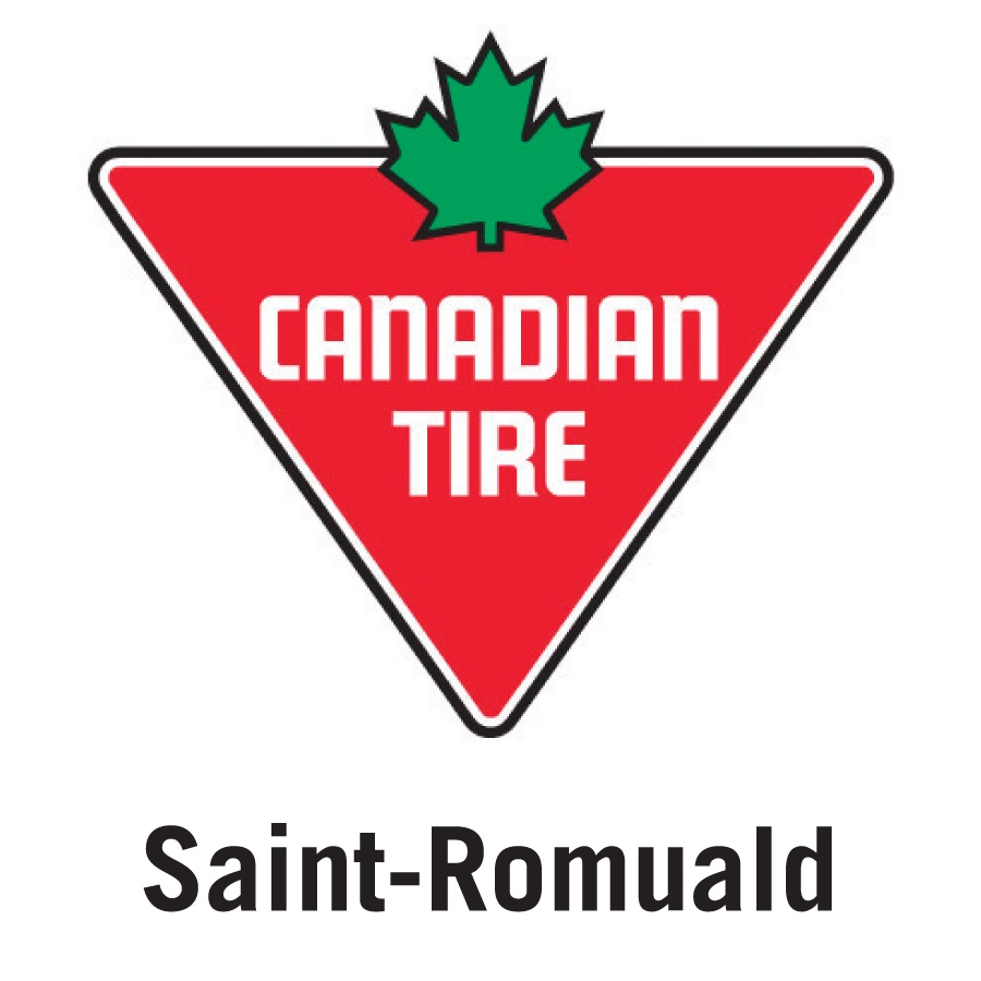 logo Canandian Tire St-Romuald